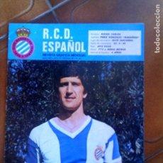 Coleccionismo deportivo: REVISTA DEL R.C.D ESPANYOL N,28 DE 1977. Lote 131249279