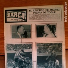 Coleccionismo deportivo: REVISTA BARÇA N, 517 AÑO 1965. Lote 131249411