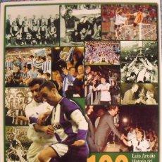 Coleccionismo deportivo: REVISTA/LIBRO DE FÚTBOL - ESPECIAL ''100 FINALES DE LA COPA DEL REY'' (1902-2002). Lote 131390218