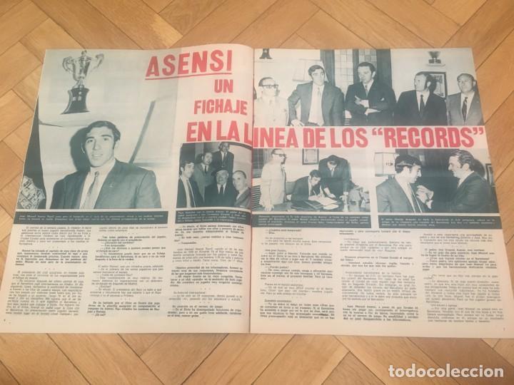 Coleccionismo deportivo: REVISTA R.B. RB Nº 268 (19-5-70) ASENSI CELTA DE VIGO 1-0 BARCELONA CASTRO - Foto 3 - 132332434