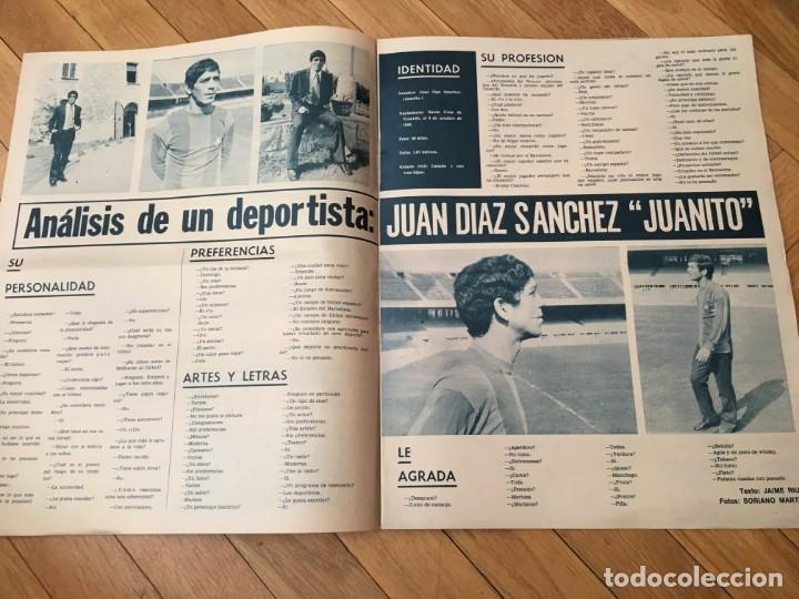 Coleccionismo deportivo: REVISTA R.B. RB Nº 362 (7-3-72) KUBALA CELTA DE VIGO 1-2 BARCELONA SUAREZ JUAN DIAZ SANCHEZ - Foto 3 - 132410382