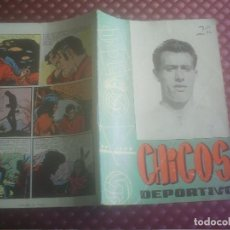 Coleccionismo deportivo: CHICOS DEPORTIVO Nº 61 ,PAHIÑO REAL MADRID 1952 . Lote 133860190
