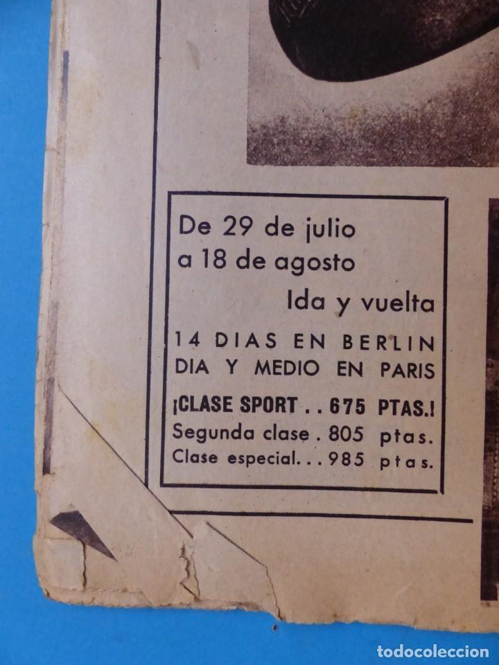 Coleccionismo deportivo: 12 REVISTAS CAMPEON DE FUTBOL DIFERENTES, AÑOS 1930, VER DESCRIPCION Y FOTOS ADICIONALES - Foto 11 - 135235726
