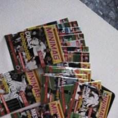 Coleccionismo deportivo: LOTE 31 REVISTA MINIMAG. Lote 135519154