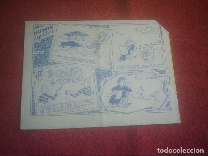 Coleccionismo deportivo: ATLETICO DE MADRID ADELARDO Nº 26 ,ASES DEL DEPORTE ,TEBEO BIOGRAFIA - Foto 2 - 135808054