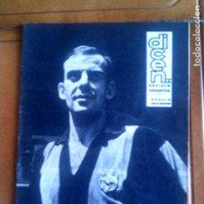 Coleccionismo deportivo: REVISTA DICEN N,555 DE 1963. Lote 136131014