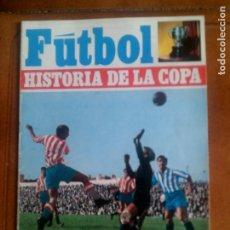 Coleccionismo deportivo: REVISTA FUTBOL HISTORIA DE LA COPA N,23 EDICIONES ,S,A AÑO 1970. Lote 136131162