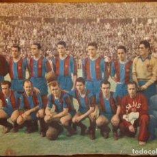 Coleccionismo deportivo: REVISTA BOLETIN DEL C.F. BARCELONA 1952-53 EDIT. INSTITUTO BALDOMÁ BARÇA. Lote 136145970