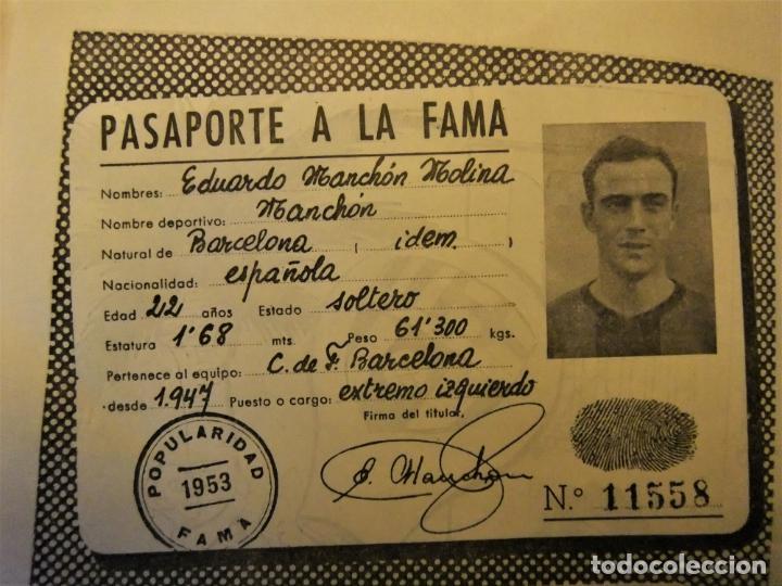 Coleccionismo deportivo: REVISTA BOLETIN DEL C.F. BARCELONA 1952-53 EDIT. INSTITUTO BALDOMÁ BARÇA - Foto 8 - 136145970