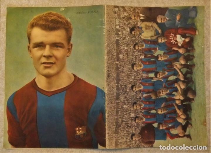 Coleccionismo deportivo: REVISTA BOLETIN DEL C.F. BARCELONA 1952-53 EDIT. INSTITUTO BALDOMÁ BARÇA - Foto 14 - 136145970