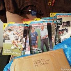Coleccionismo deportivo: VALENCIA CF , SUPLEMENTOS LAS PROVINCIAS 23 NUMEROS. Lote 136238997