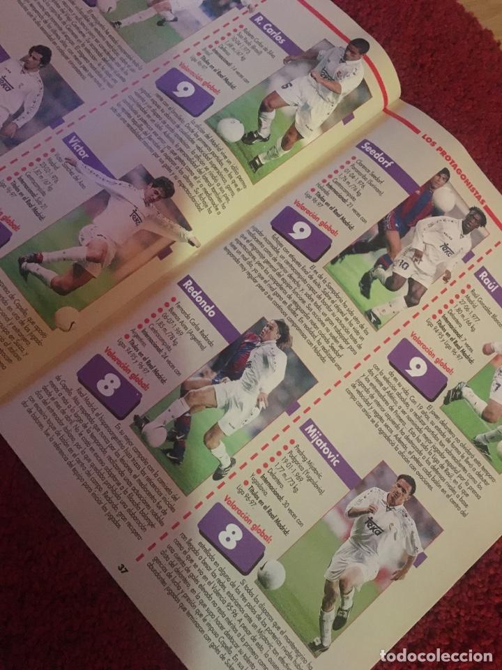 Coleccionismo deportivo: Don balón real madrid liga Raül liga 1997 ases Guardiola 1132 - Foto 3 - 136753201