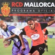 Coleccionismo deportivo: PROGRAMA OFICAL RCD . MALLORCA ANY 10 Nº 173 - TEMPORADA 2005 - 06 -. Lote 137103974