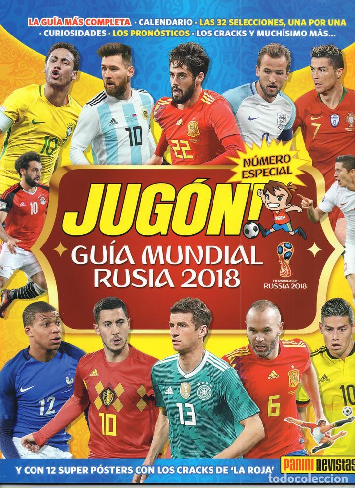 cb4e62e34fac6 EDICION ESPECIAL GUIA MUNDIAL RUSSIA 2018 - WORLD CUP RUSSIA 18  (Coleccionismo Deportivo - Revistas