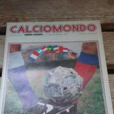Coleccionismo deportivo: CALCIOMONDO GUERIN SPORTIVO EXTRA 1982 GUIA PARA LA COMPRA DEL SEGUNDO EXTRANJERO EN EL CALCIO.. Lote 139062766