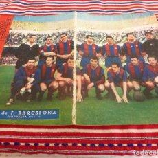 Collezionismo sportivo: (ABJ)DICEN Nº:416(2-12-60)NUMERO EXTRAORDINARIO F.C.BARCELONA,TIMONER,RAMALLETS,CAÑARDO. Lote 139328786