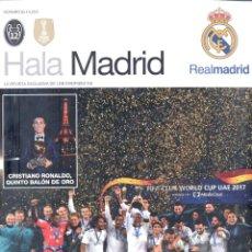 Coleccionismo deportivo: HALA MADRID 65 REAL MADRID. Lote 139409542