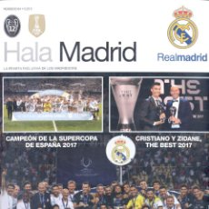 Coleccionismo deportivo: HALA MADRID 64 REAL MADRID. Lote 139409702