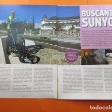 Coleccionismo deportivo: ARTICULO 2010 - BUSCANDO TUMBA JOSEP SUNYOL PRESIDENTE F.C. BARCELONA FUSILADO FRANCO GUERRA CIVIL . Lote 139530398