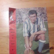 Coleccionismo deportivo: DICEN BENAVIDEZ RCD ESPAÑOL ESPANYOL. Lote 139548857