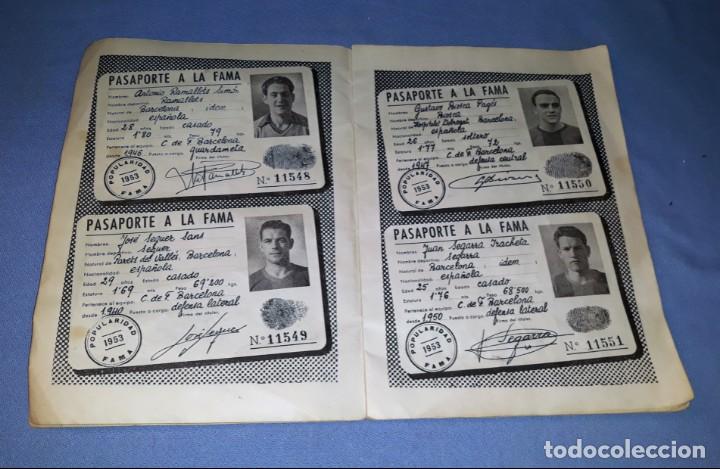 Coleccionismo deportivo: REVISTA ORIGINAL FC BARCELONA AÑO 1953 LADISLAO KUBALA EN BUEN ESTADO VER FOTOS Y DESCRIPCION - Foto 3 - 139738030