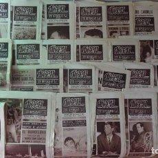 Coleccionismo deportivo: LOTE DE 28 PERIÓDICOS DEPORTIVOS DICEN DEL AÑO 1966, VER FOTOS. Lote 140013634