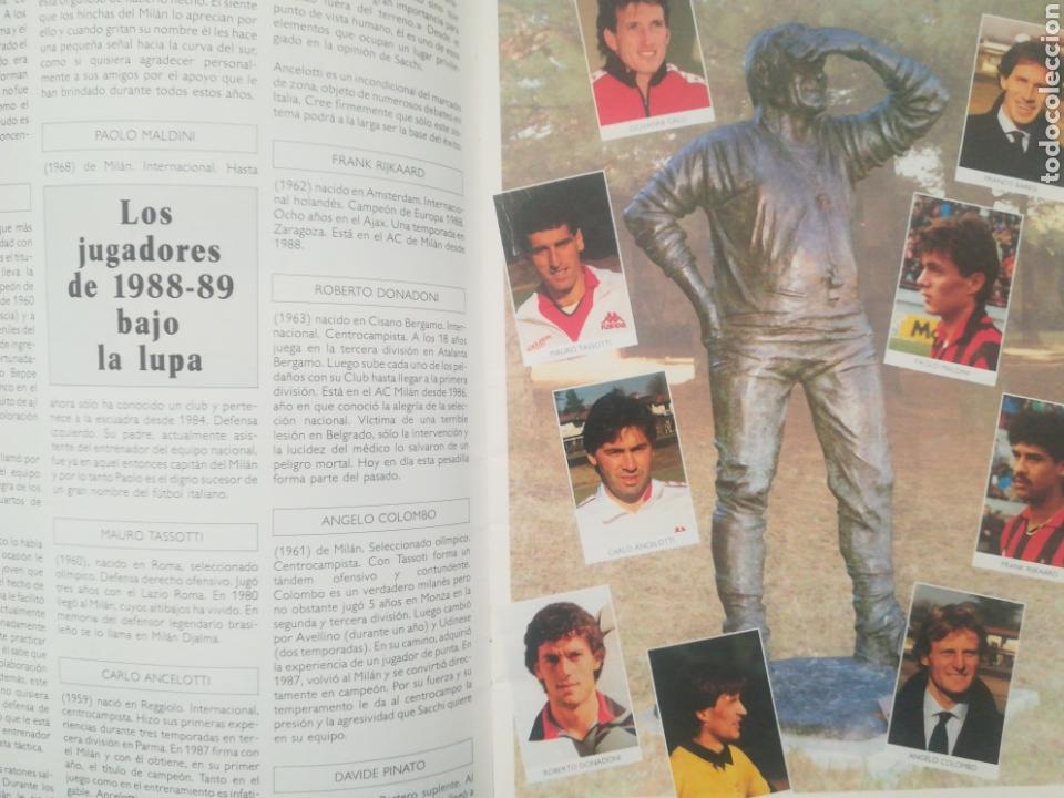 Coleccionismo deportivo: REVISTA LOS GRANDES CLUBES EUROPEOS N°2 1989 - Foto 8 - 63507488