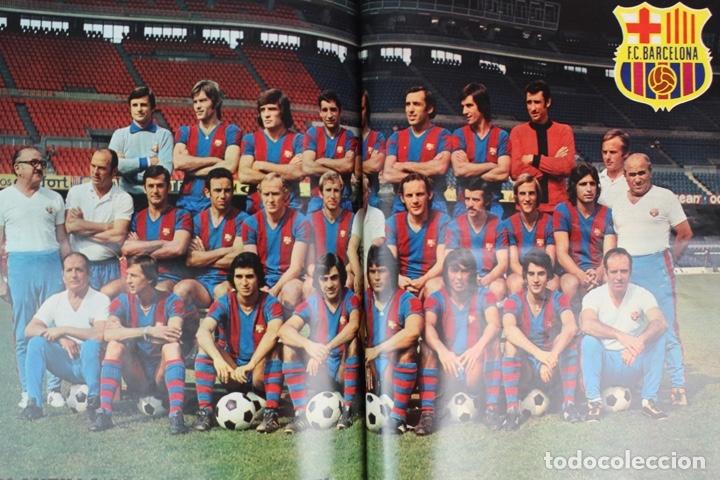 Coleccionismo deportivo: L-5219. REVISTA BARÇA ENCUADERNADA 20 TOMOS DESDE EL AÑO 1956 HASTA AÑO 1975. COMPLETOS. - Foto 52 - 140403982