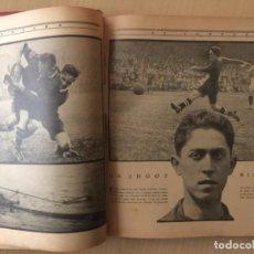 Coleccionismo deportivo: REVISTA EL CAMPEON. 1923. FINAL CAMPEONATO ESPAÑA. ALCANTARA, ZAMORA, SAMITIER. Lote 140458958