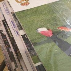 Coleccionismo deportivo: REVISTAS REAL MADRID DEL 63 AL 67. Lote 140800716
