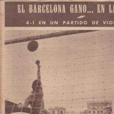 Coleccionismo deportivo: REVISTA DEPORTIVA OLIMPIA 13 DE ABRIL DE 1954. Lote 141164830