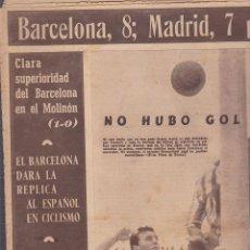Coleccionismo deportivo: REVISTA DEPORTIVA OLIMPIA 2 FEBRERO 1954. Lote 141172414