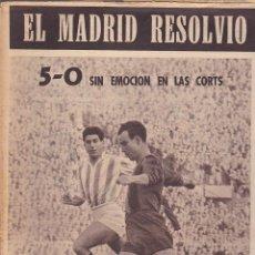 Coleccionismo deportivo: REVISTA DEPORTIVA OLIMPIA 29 MARZO 1955. Lote 141172478