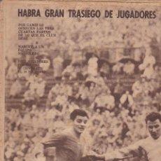 Coleccionismo deportivo: REVISTA DEPORTIVA OLIMPIA 19 ABRIL 1955. Lote 141172562