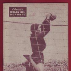 Coleccionismo deportivo: COLECCIÓN IDOLOS DEL DEPORTE - DOMINGUEZ - NÚMERO 80. Lote 141915178