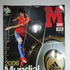 Coleccionismo deportivo: MARCA - GUÍA MUNDIAL ALEMANIA 2006 - GRAN FORMATO. Lote 142112409
