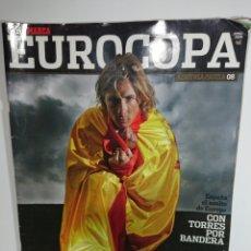 Coleccionismo deportivo: MARCA GUÍA EUROCOPA 2008 AUSTRIA - SUIZA / UEFA EURO 08 - GRAN FORMATO. Lote 142112460