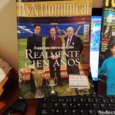 Coleccionismo deportivo: REAL MADRID. REALMENTE 100 AÑOS. SUPLEMENTO INFORMATIVO.. Lote 143513938