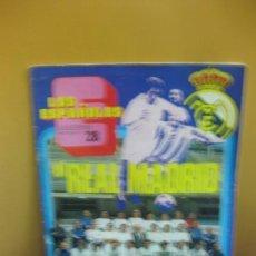 Coleccionismo deportivo: EL REAL MADRID. COLECCIONABLE LOS ESPAÑOLES Nº 28. 1973.. Lote 143593602