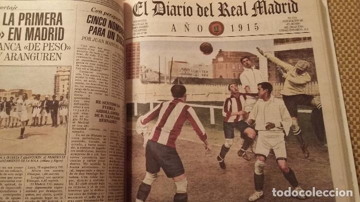 Coleccionismo deportivo: Real Madrid. Colección 100 poster centenario. 1900 - 2002. Seguidos. - Foto 4 - 144292294
