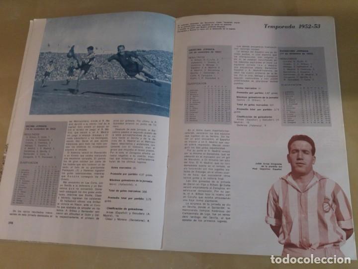 Coleccionismo deportivo: FASCÍCULO 11 - HISTORIA DE LA LIGA (IBÉRICO EUROPEA DE EDICIONES) - 1951-52 Y 1952-53 - Foto 2 - 144826014