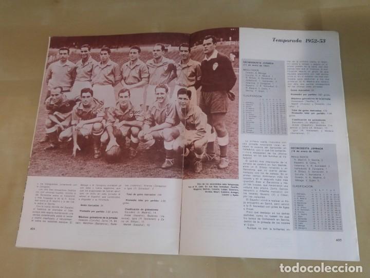 Coleccionismo deportivo: FASCÍCULO 11 - HISTORIA DE LA LIGA (IBÉRICO EUROPEA DE EDICIONES) - 1951-52 Y 1952-53 - Foto 3 - 144826014