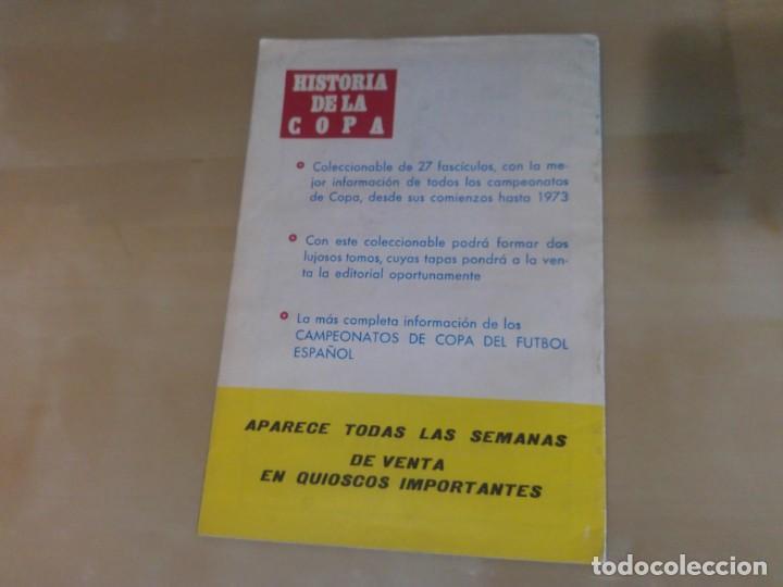 Coleccionismo deportivo: FASCÍCULO 11 - HISTORIA DE LA LIGA (IBÉRICO EUROPEA DE EDICIONES) - 1951-52 Y 1952-53 - Foto 4 - 144826014