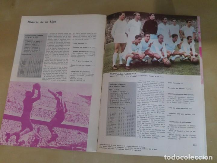 Coleccionismo deportivo: FASCÍCULO 14 - HISTORIA DE LA LIGA (IBÉRICO EUROPEA DE EDICIONES) - 1957-58 Y 1958-59 - Foto 4 - 144826254