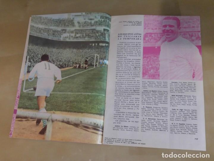 Coleccionismo deportivo: FASCÍCULO 14 - HISTORIA DE LA LIGA (IBÉRICO EUROPEA DE EDICIONES) - 1957-58 Y 1958-59 - Foto 5 - 144826254