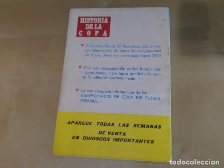 Coleccionismo deportivo: FASCÍCULO 17 - HISTORIA DE LA LIGA (IBÉRICO EUROPEA DE EDICIONES) - 1963-64 Y 1964-65 - Foto 2 - 144826538