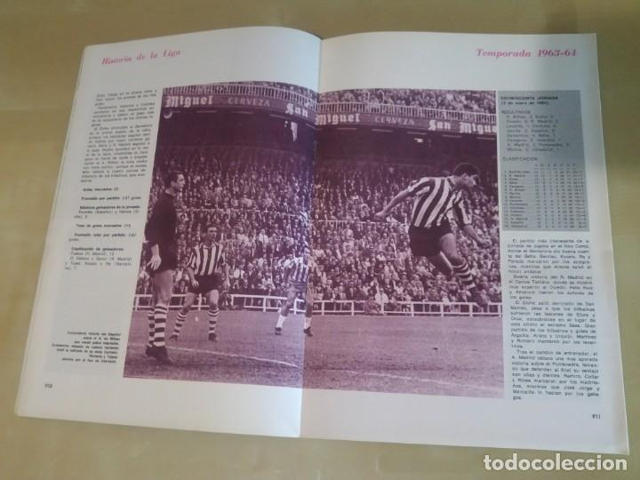 Coleccionismo deportivo: FASCÍCULO 17 - HISTORIA DE LA LIGA (IBÉRICO EUROPEA DE EDICIONES) - 1963-64 Y 1964-65 - Foto 3 - 144826538