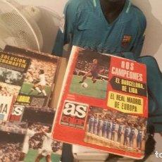 Coleccionismo deportivo: AS COLOR COLECCION COMPLETA- TODA UNA DECADA....557 NUMEROS. PRIMERA EPOCA DORADA.. Lote 145130602
