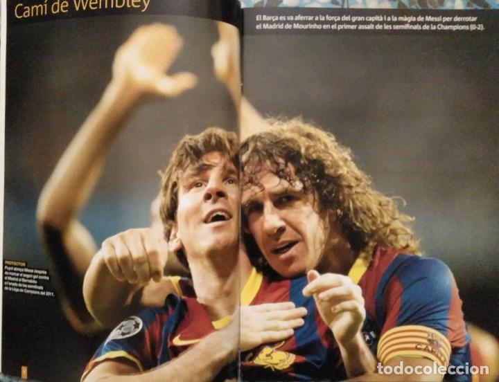 Coleccionismo deportivo: Carles Puyol - Revista-homenaje fotográfico de El periódico (2014) - F.C. Barcelona - Foto 2 - 145778750