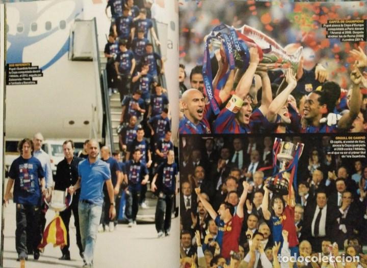 Coleccionismo deportivo: Carles Puyol - Revista-homenaje fotográfico de El periódico (2014) - F.C. Barcelona - Foto 4 - 145778750